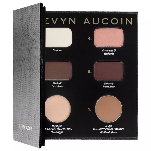 "Kevyn Aucoin Other - Kevyn Aucoin ""THE CONTOUR BOOK"" Palette"